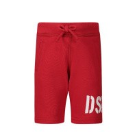 Afbeelding van Dsquared2 DQ04F9 baby shorts rood