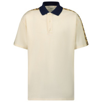 Afbeelding van Gucci 620278 kinder polo off white
