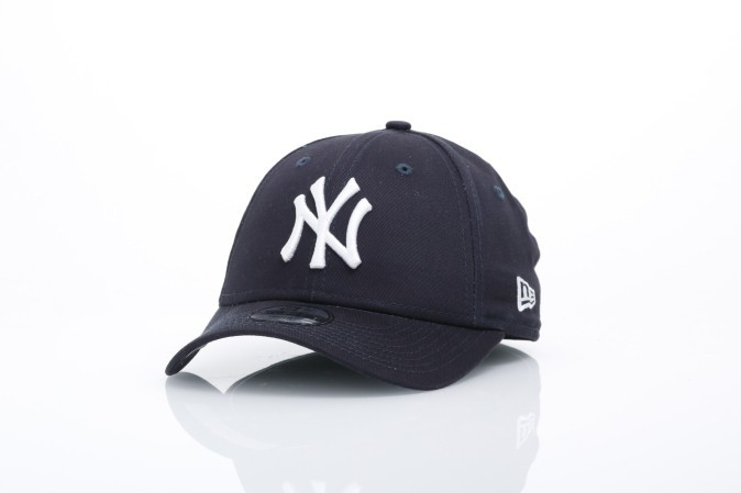 Afbeelding van New Era Dad Cap New York Yankees 940 MLB league basic NY Yankees 10877283 navy/white
