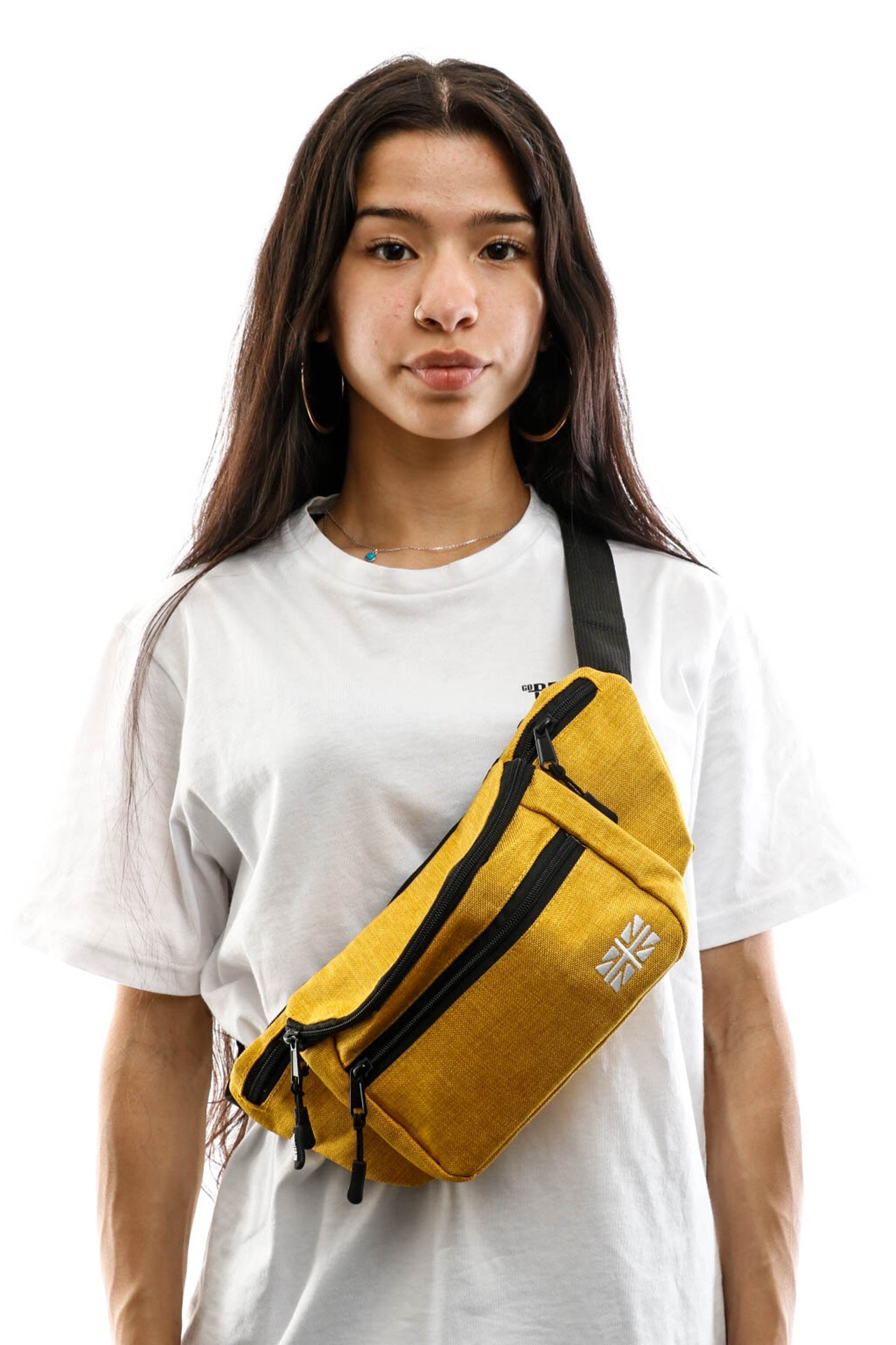 Foto van Go-Britain Compartment Gbb01 Fanny Pack (Heuptas) Yellow