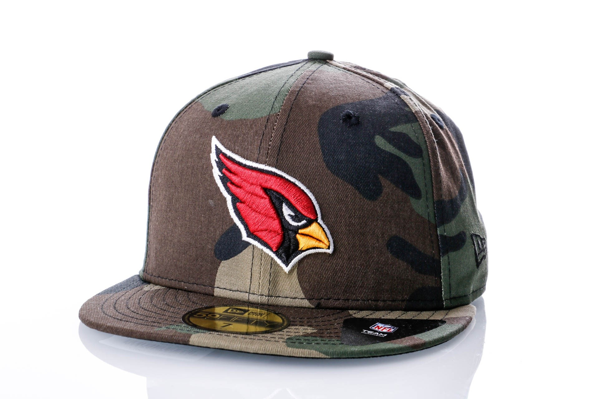 Foto van New Era Fitted Cap ARIZONA CARDINALS ESSENTIAL CAMO COLOR 59FIFTY ARIZONA CARDINALS 80636023