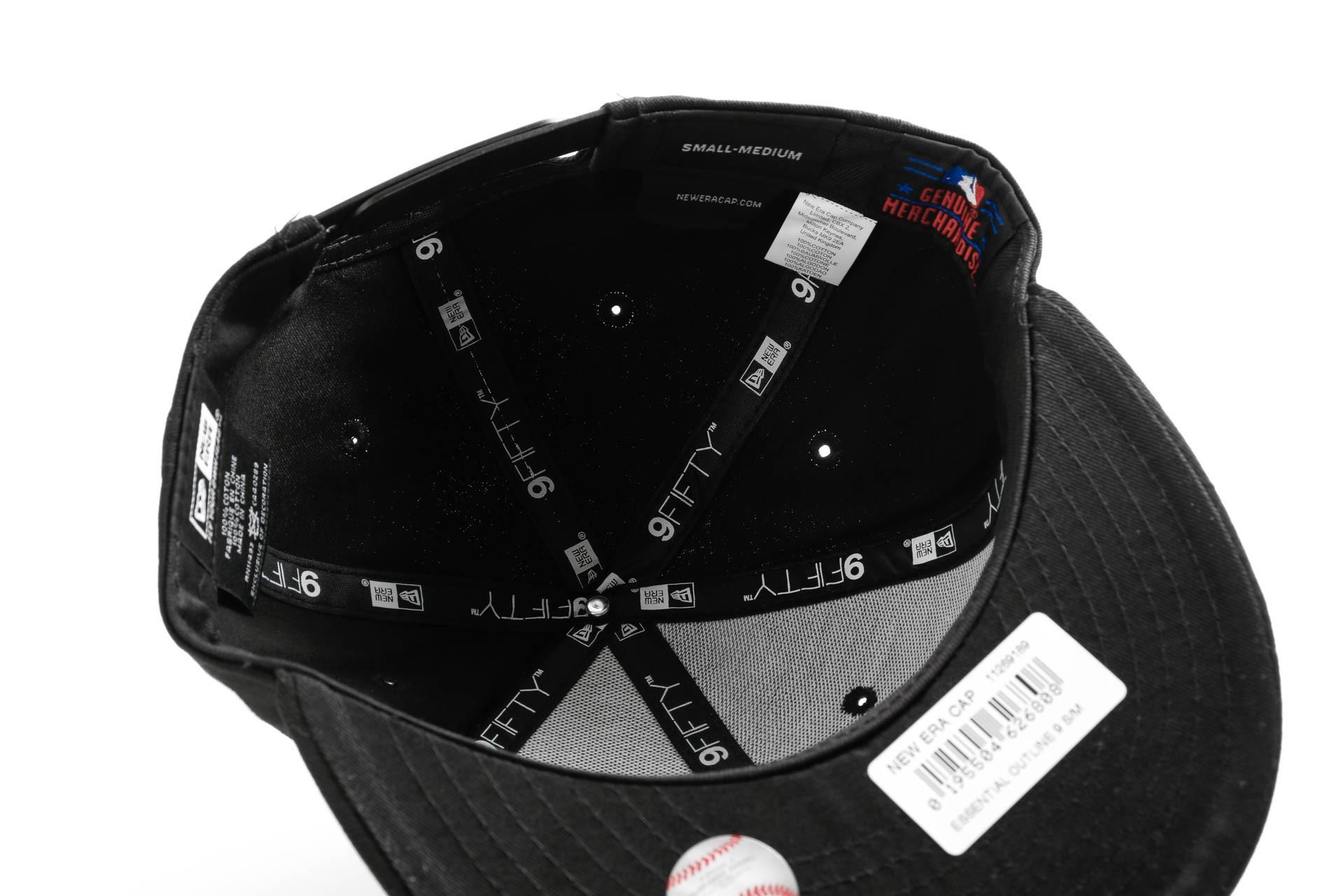 Afbeelding van New Era Snapback Cap New York Yankees Essential Outline 11269189