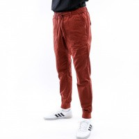 Reell Reflex Rib 1111-002 Jogger Red Brown