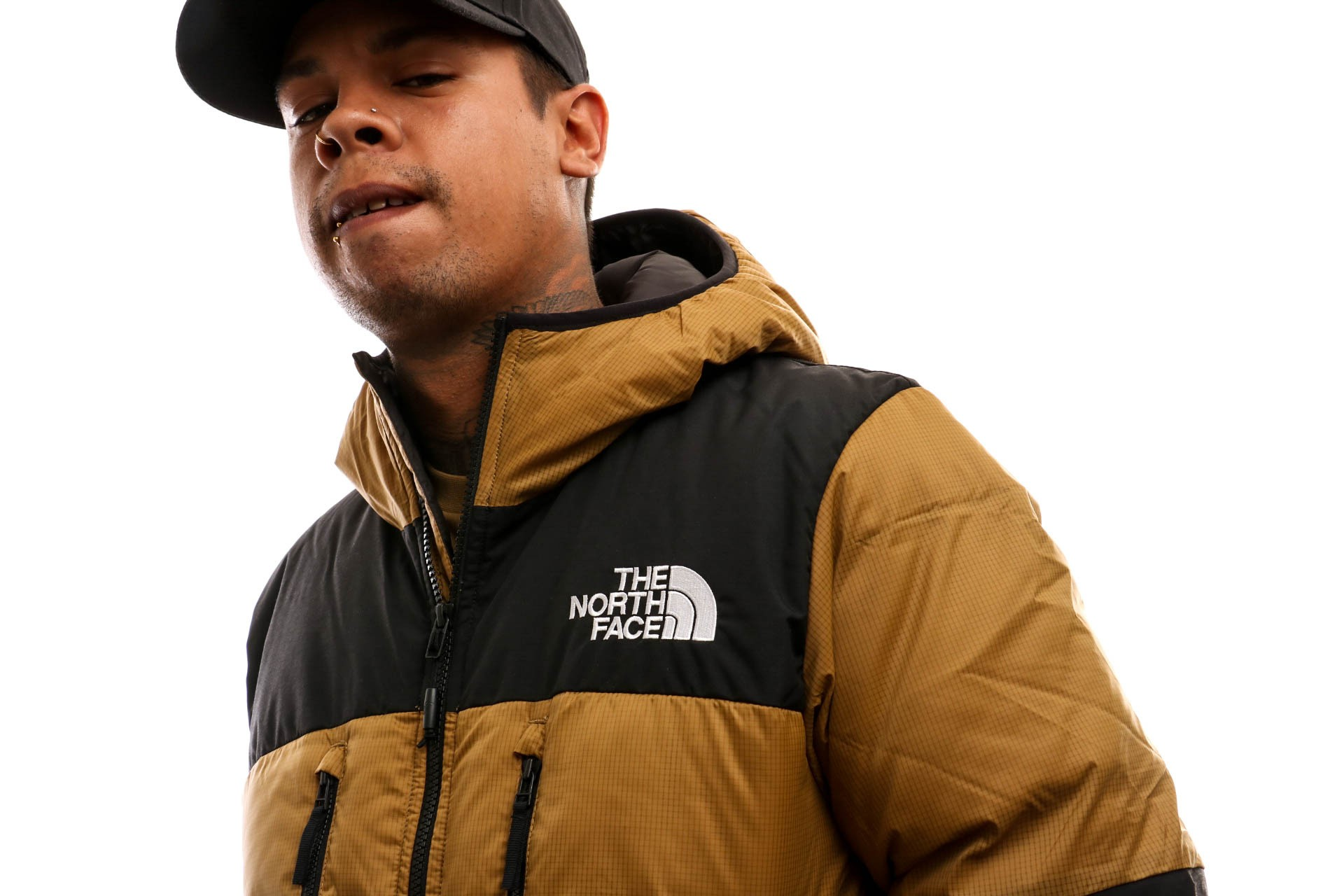 Afbeelding van The North Face Hiligt Down Hood T93Oedd9V Jas British Khaki