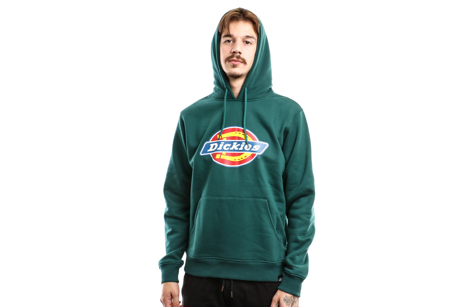 Foto van Dickies San Antonio 03 300187 Hooded Forrest
