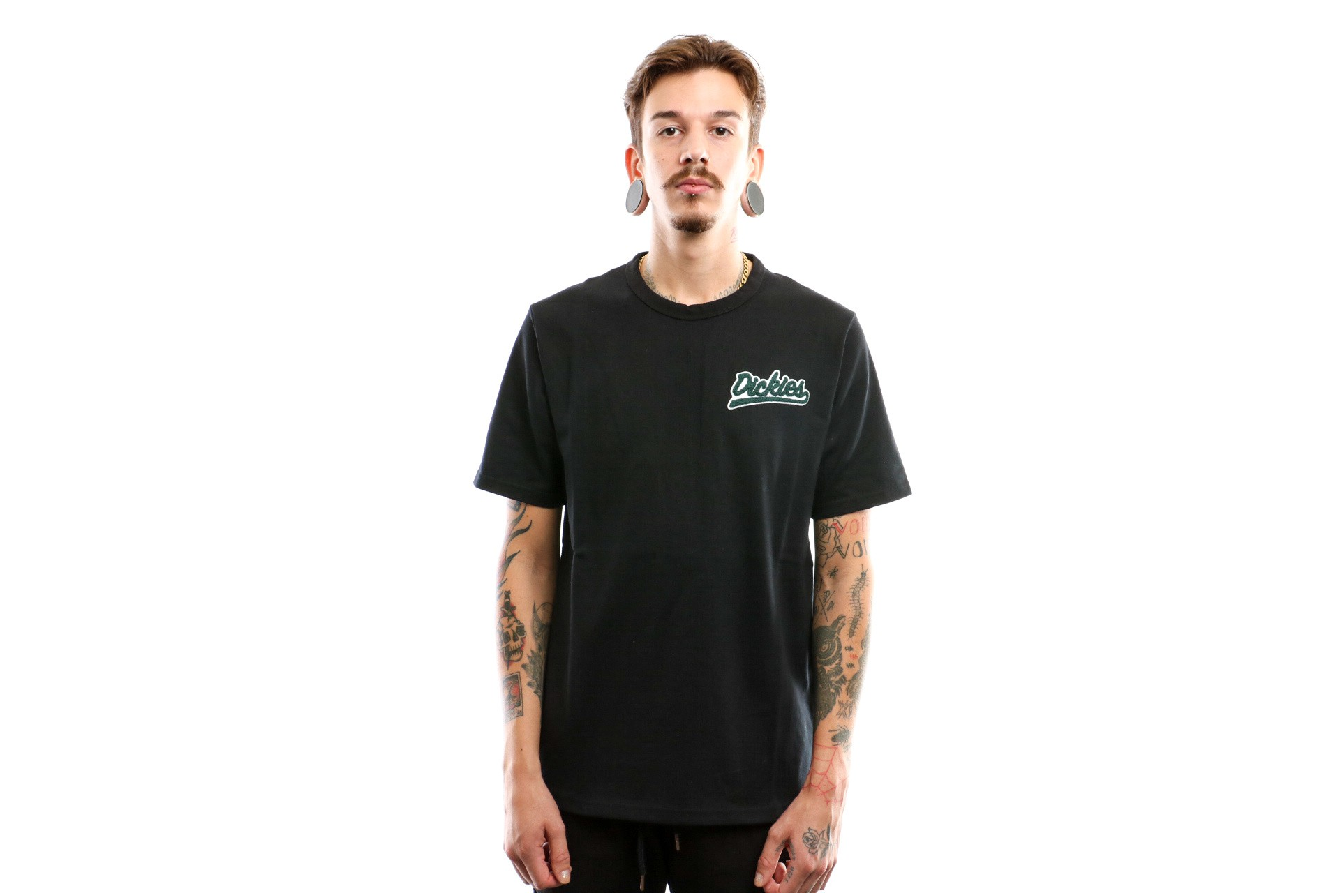 Dickies Belfry 06 210654 T Shirt Black