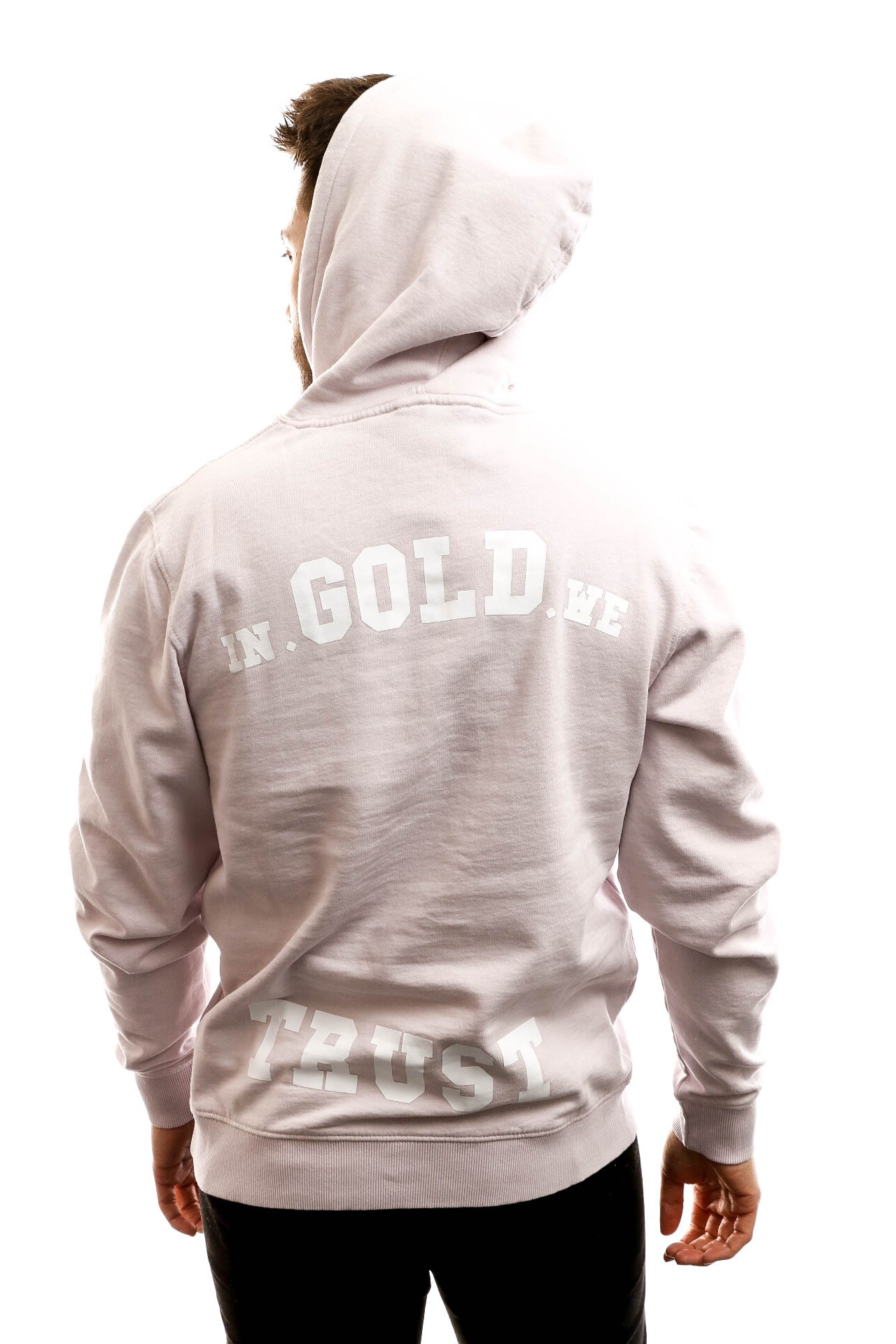 Foto van In Gold We Trust Hooded The Notorious Lila IGWTH-011-LL