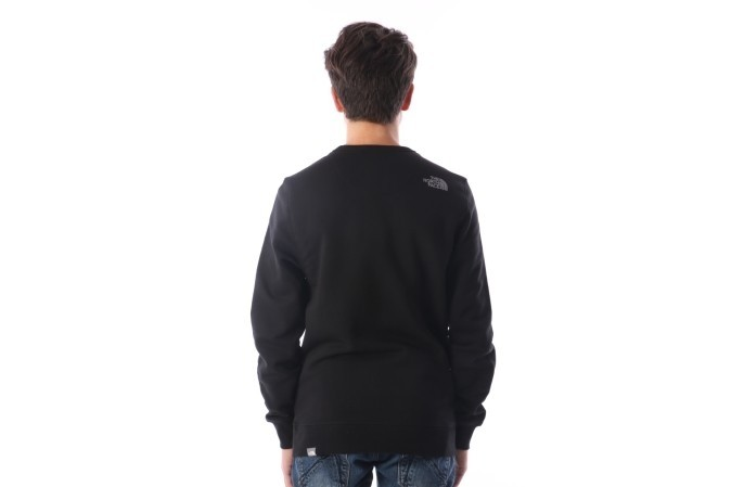 Afbeelding van The North Face T92Zwr-Jk3 Crewneck Drew Peak Tnf Black