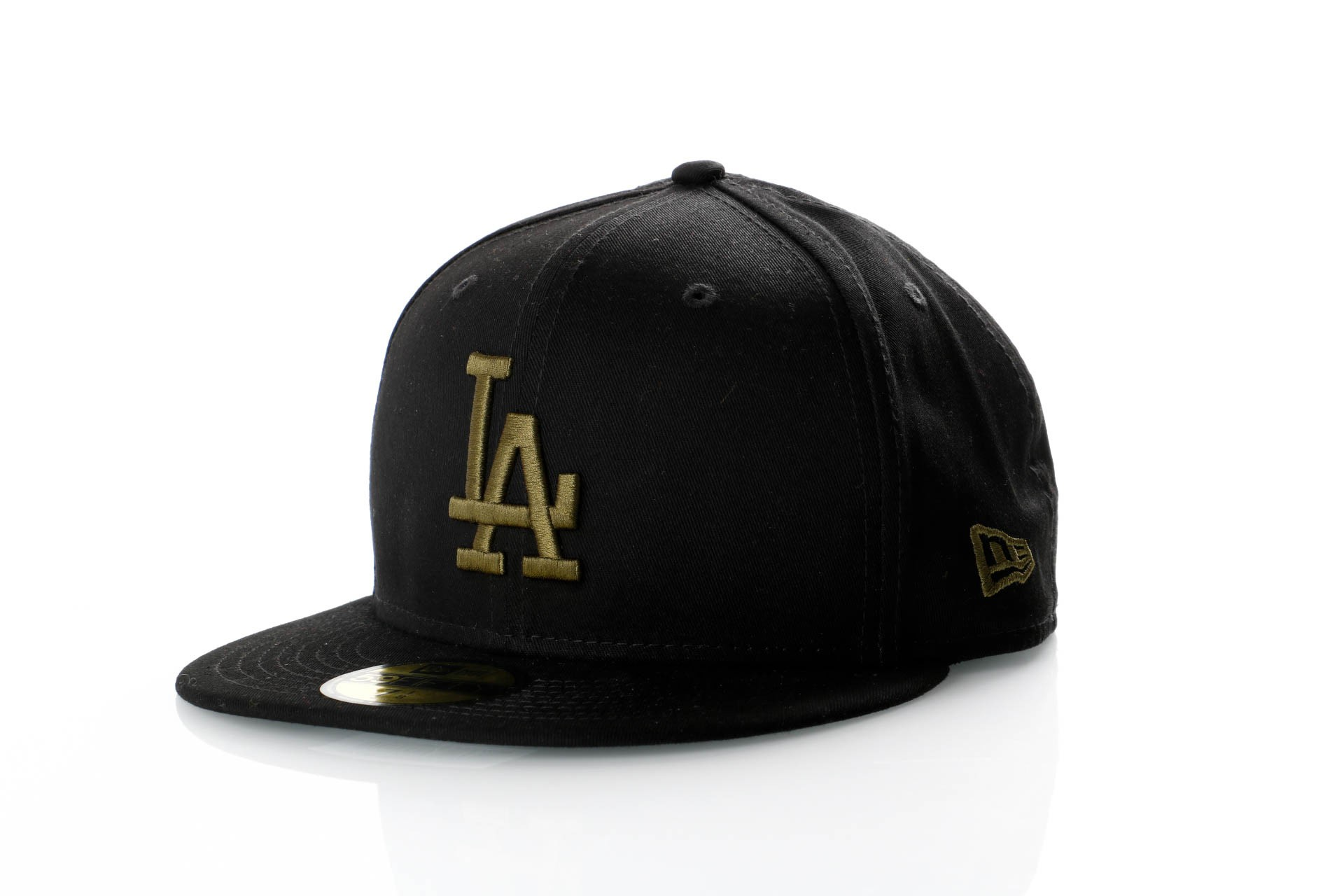 Foto van New Era Fitted Cap Los Angeles Dodgers League Essential 59Fifty 11871513