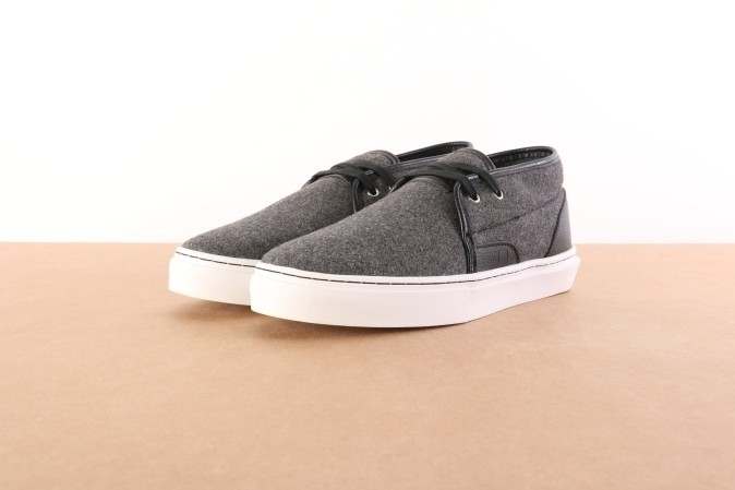 Foto van Clear Weather Crw-001-Gry Sneakers Lakota Grijs