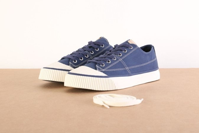 Pointer I021242 Sneakers Keith Blauw