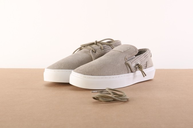 Afbeelding van Clear Weather Crw-001-Got Sneakers Lakota Goat Pig Suede